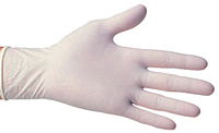 Powdered Industrial Gloves