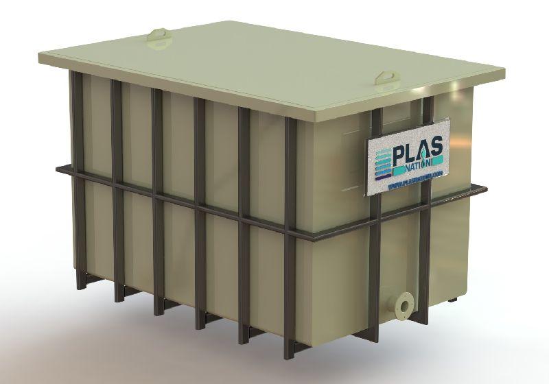 Acid Storage Tank (MODEL NO-PP0010917)