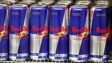 RED BULL ENERGY SOFT DRINK