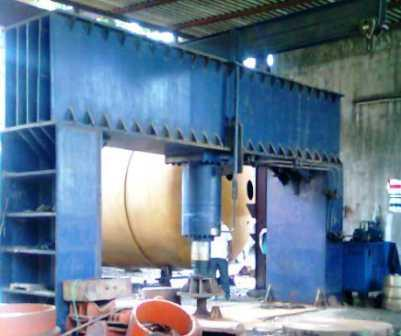 DISH END HYDRAULIC PRESS Manufacturer