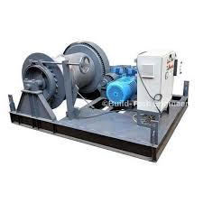 power winch machine