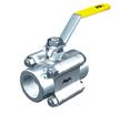 sanitary ball valves