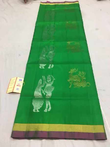 92ab5d5a6e Handloom pure kanchi pattu soft silk sarees Manufacturer in West ...