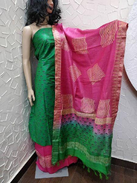 b0da11a031 Katan cotton silk suits Manufacturer in West Bengal India by textile ...