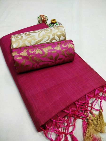 2a08ac36452335 tussar silk sarees with double blouse Manufacturer in West Bengal ...