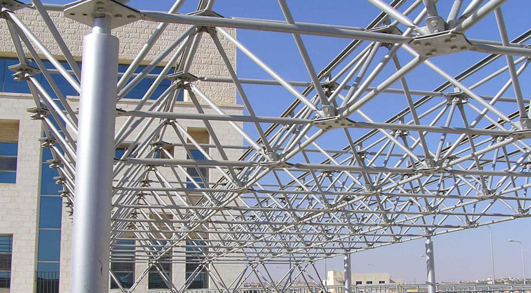 space frames Manufacturer in Delhi India by BKF GROUP | ID - 3509138