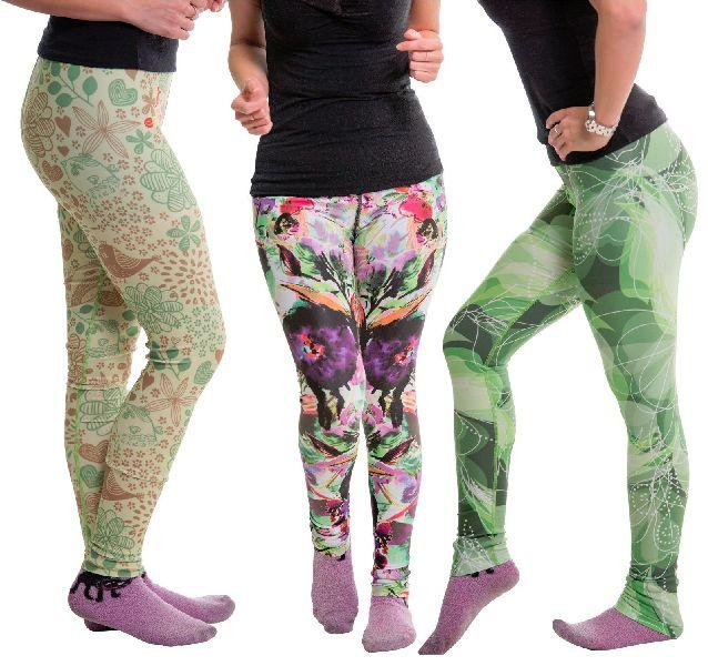 00aae25aa10839 Jordan Girls Sublimated Printed Leggings Purple Manufacturer in ...