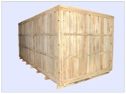 Heavy Duty Wooden Boxes Manufacturer In Thane Maharashtra India By