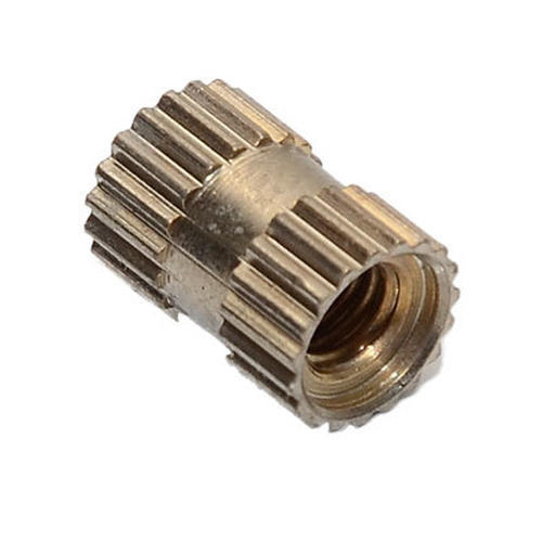 Brass Threaded Inserts Manufacturer in Jamnagar Gujarat