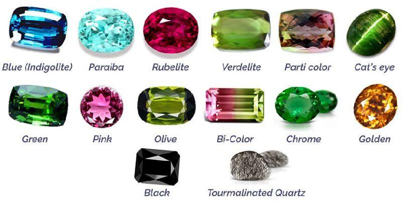 Tourmaline Stones Manufacturer in Pakistan by Abbott Minerals | ID ...