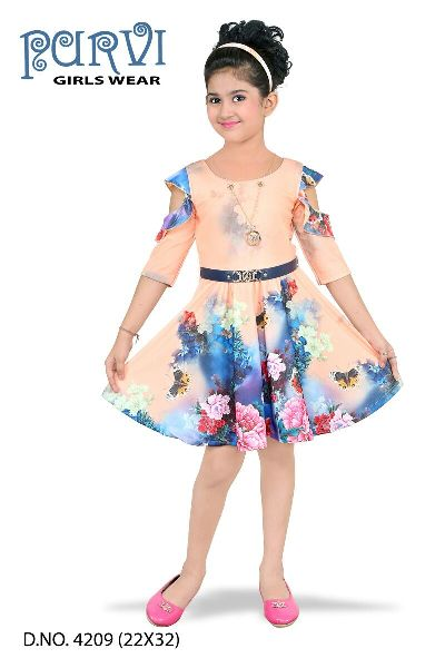 Girls Western Frocks Manufacturer In Kolkata West Bengal India By Shreyasi Fashion Id 3621773