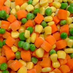 IQF Mix Frozen Vegetables