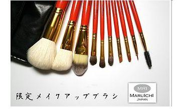 Maruichi Professional Makeup Brush Set