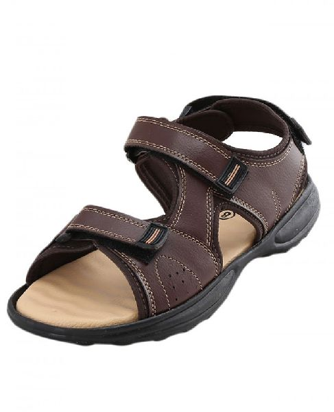 Mens Leather Floaters
