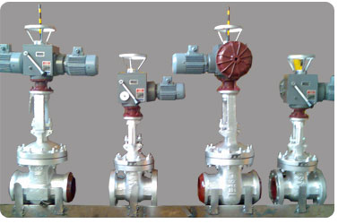Electric Actuators Manufacturer in Gujarat India by