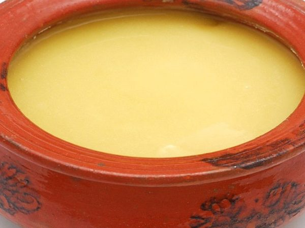 Desi Gir Cow Cream Ghee