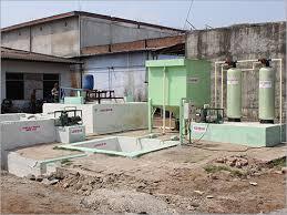 Civil Based Effluent Treatment Plant