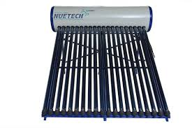 200 LPD ETC Turbo Solar Water Heater