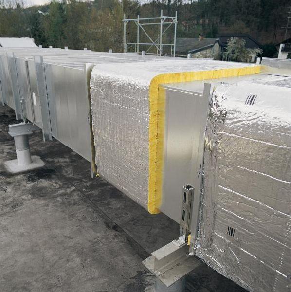 Services - ducting insulation service from Mumbai Maharashtra India by  SANJAY INSULATION | ID - 3443776