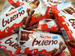 Kinder Bueno Chocolate (Nutella2015)