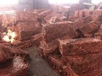 Pure Millberry Copper Wire Scrap 99.9%