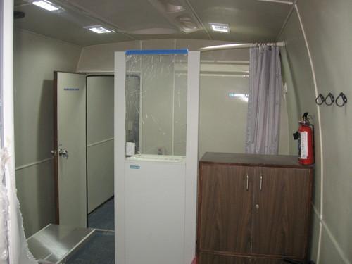 Mobile Hospital Van Manufacturer in Belgaum Karnataka India by