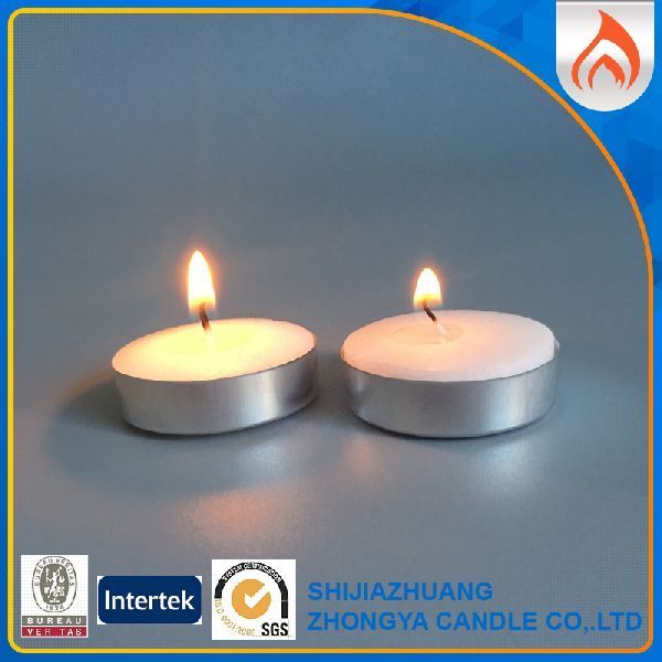 Mini Unscented Tealight Candles With
