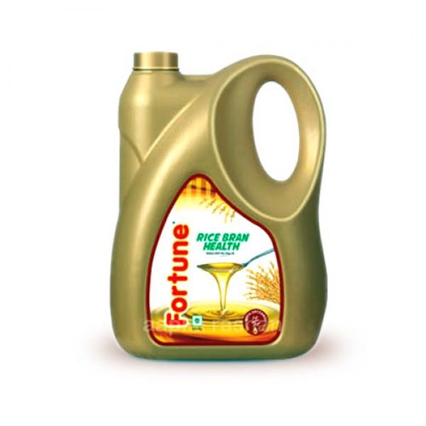 Rice Bran Health Oil