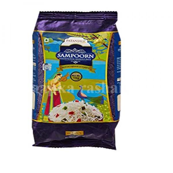 Sampoorn Basmati Rice