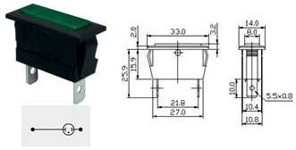 Electrical Indicator Light (NSI 1000)
