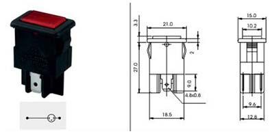 Electrical Indicator Light (Nsi 406)