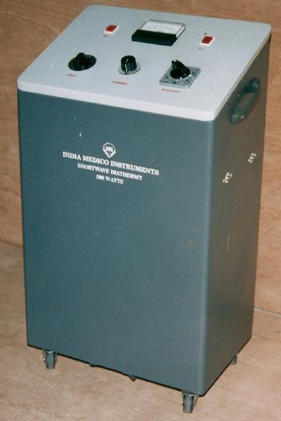 Shortwave Medical Diathermy (2573)