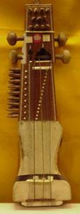 Musical Sarangi