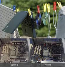 Computer Cleaning Services