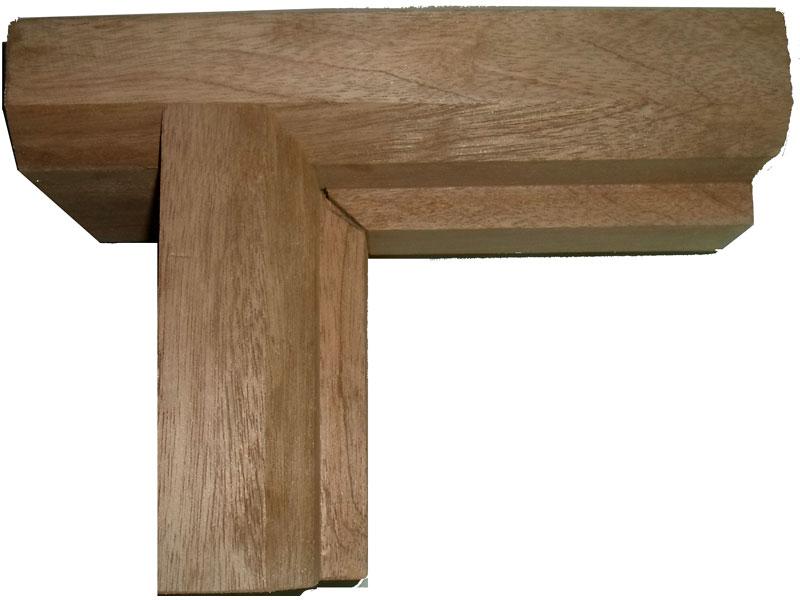 Buy Wooden Door Frames From Goyaal Industrial Corporation