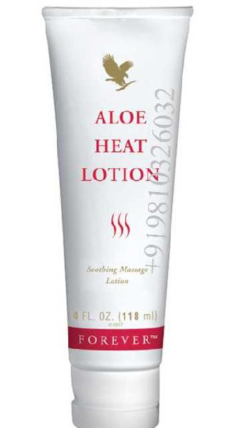 Forever Aloe Heat Lotion (Forever Heat Lotion)