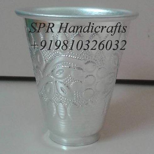 Metal Water Glasses