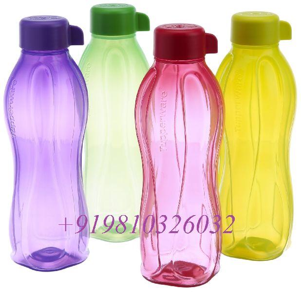 Tupperware Round Water Bottles 1000 Ml (4 Pc Set)