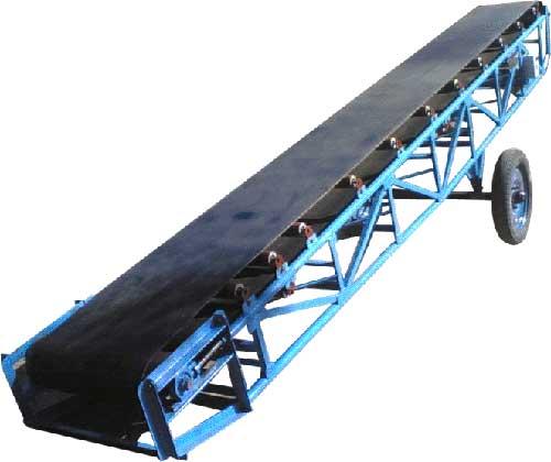 Portable Belt Conveyor Manufacturer In Maharashtra India