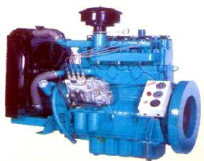 Multi Cylinder Water Cooled Diesel Engine (Multi Cylinder Water)