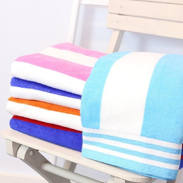 Cotton Velour Towels