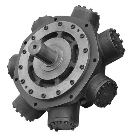 Staffa Hydraulic Motors