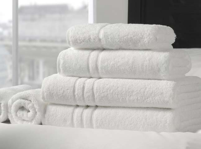 HOSPITALITY TERRY TOWELS