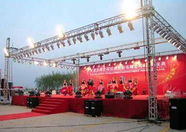 Stage Lighting Truss From Ds Craft New Delhi