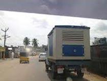 Diesel Generator Trolley
