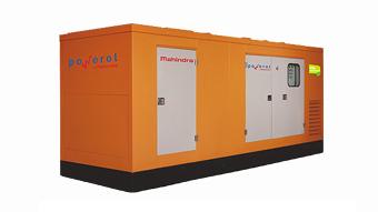 Mahindra Diesel Generator Set (100-200 kVA) (DIESEL GENERATOR SETS)