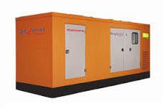 Mahindra Diesel Generator Set (20-25 kVA)