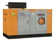 Mahindra Diesel Generator Set (75-125 kVA)