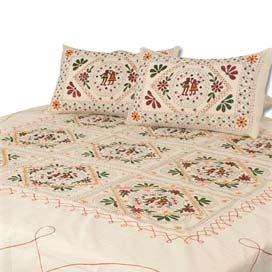 Kantha Designer Bed Covers