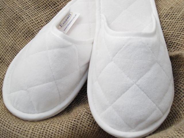 Loofah Slippers